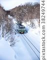 Fukuoka Line Fukuokaoka Station Hokkaido 38249744