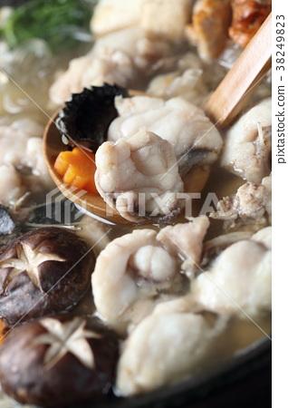日式料理 美洲鮟鱇 襞鱼 38249823
