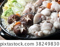 日式料理 美洲鮟鱇 襞鱼 38249830