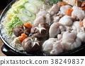 日式料理 美洲鮟鱇 襞鱼 38249837