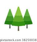 矢量 树 树木 38250038