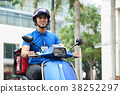 Delivery guy 38252297