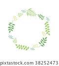 樹葉 葉子 框架 38252473