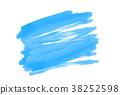 毛筆 插圖 插畫 38252598