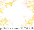 水彩三角拼貼畫背景材料 38254516