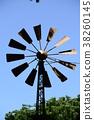 wind mill, wind turbine, wind-turbine 38260145