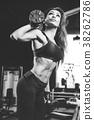 fitness, gym, man 38262786
