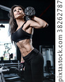 exercise, fitness, gym 38262787