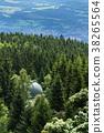 Klet astronomical observatory on Mount Klet 38265564