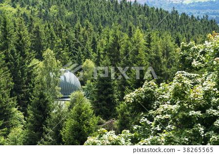 Klet astronomical observatory on Mount Klet 38265565