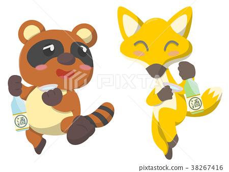 貉 貉屬 狐狸 38267416