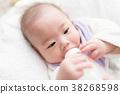baby bottle, feeding bottle, nursing bottle 38268598