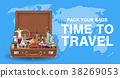 pack your bags time to travel with world landmark 38269053