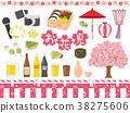 賞櫻 賞花 觀賞櫻花 38275606