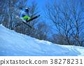 스키 점프 38278231