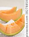 美味的甜瓜 38278850