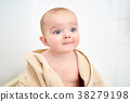baby, towel, infant 38279198