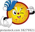 钟表 时钟 吉祥物 38279921