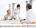 แม่บ้านผู้ช่วยแม่บ้าน 38280520