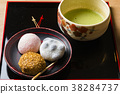 wagashi, japanese, confectionery 38284737