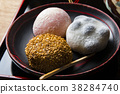 wagashi, japanese, confectionery 38284740