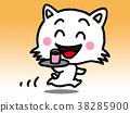 คอมพิวเตอร์กราฟฟิค,แมว,สัตว์ 38285900