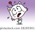 คอมพิวเตอร์กราฟฟิค,แมว,สัตว์ 38285901