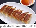 餃子 煎鍋貼 中國文化 38287010