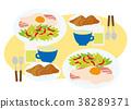 식탁 1 38289371
