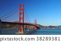 샌프란시스코 골든 게이트 브리지 38289381