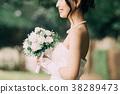 婚礼 婚纱 新娘 38289473