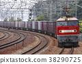 locomotive, freight, train 38290725