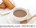 커피, 커피잔, 커피 콩 38291851