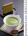 抹茶拿铁 38301232
