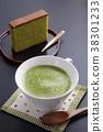 抹茶拿铁 38301233