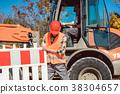 Man, worker, site 38304657