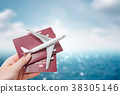 passport flight fly travelling travel citizenship 38305146