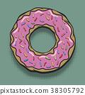 donut, pop, art 38305792