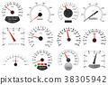 vector, meter, gauge 38305942