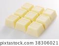 화이트 초콜릿 38306021