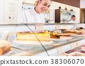 pastry, shop, sales 38306070
