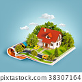 book, building, house 38307164