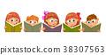 儿童 孩子 小朋友 38307563
