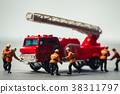 firefighting, firetruck, fire-engine 38311797