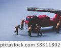 firefighting, firetruck, fire-engine 38311802