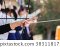 bow, bow and arrow, arrow 38311817