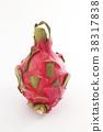 火龍果 水果 熱帶水果 38317838