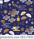 Oriental pattern 38317995
