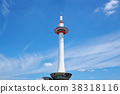 kyoto, tower, clear 38318116
