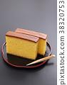 長崎蛋糕 糖果 甜食 38320753